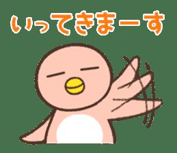 Penguin family sticker #854642