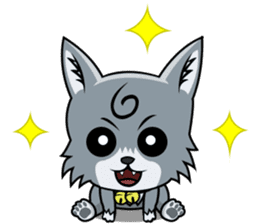 BEASTLY Characters: Reynior sticker #855280
