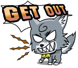 BEASTLY Characters: Reynior sticker #855284