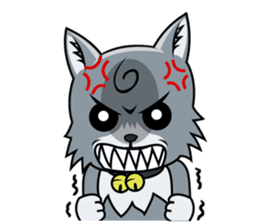 BEASTLY Characters: Reynior sticker #855296