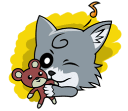 BEASTLY Characters: Reynior sticker #855316