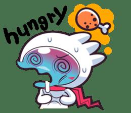 Luko - The Germ Sweeper sticker #855523