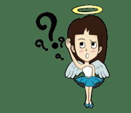 Devil & Angel sticker #855952