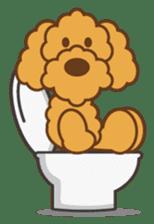 MOCOPOO sticker #856357