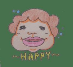 mama  so  cute sticker #856895