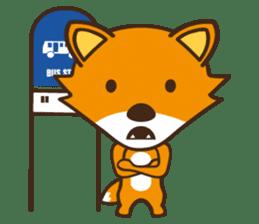 Joe Fox sticker #858151