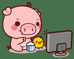 pigma sticker #859533