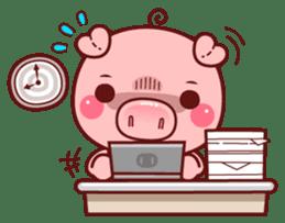 pigma sticker #859546