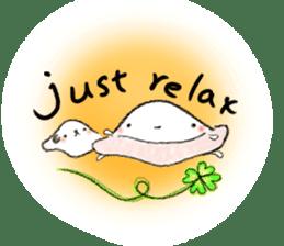 Tekuchun and Kenchan For buddies (en) sticker #860805