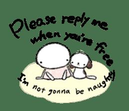 Tekuchun and Kenchan For buddies (en) sticker #860806