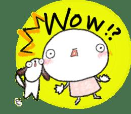 Tekuchun and Kenchan For buddies (en) sticker #860810