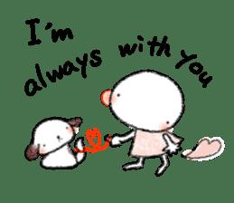 Tekuchun and Kenchan For buddies (en) sticker #860815