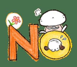 Tekuchun and Kenchan For buddies (en) sticker #860816