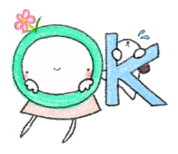 Tekuchun and Kenchan For buddies (en) sticker #860817