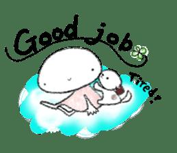 Tekuchun and Kenchan For buddies (en) sticker #860818