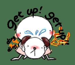 Tekuchun and Kenchan For buddies (en) sticker #860822