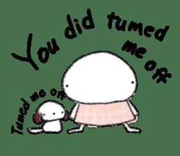Tekuchun and Kenchan For buddies (en) sticker #860828