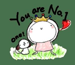 Tekuchun and Kenchan For buddies (en) sticker #860838