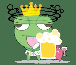 Freddy Froggy sticker #861059