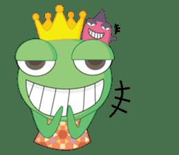 Freddy Froggy sticker #861065