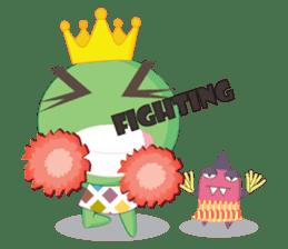 Freddy Froggy sticker #861068