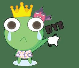 Freddy Froggy sticker #861074