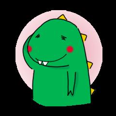 Doodle Dino Sam (I)