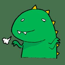 Doodle Dino Sam (I) sticker #861479