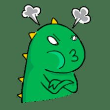 Doodle Dino Sam (I) sticker #861483