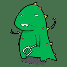 Doodle Dino Sam (I) sticker #861488