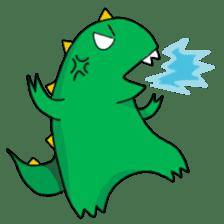 Doodle Dino Sam (I) sticker #861495