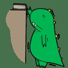 Doodle Dino Sam (I) sticker #861500