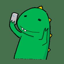 Doodle Dino Sam (I) sticker #861501
