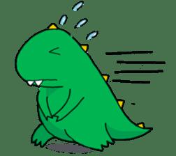 Doodle Dino Sam (I) sticker #861511