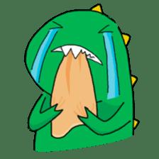 Doodle Dino Sam (I) sticker #861512