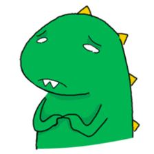 Doodle Dino Sam (I) sticker #861514