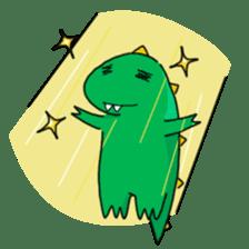 Doodle Dino Sam (I) sticker #861517