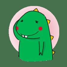 Doodle Dino Sam (I) sticker #861518