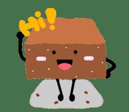 Bellony Brownie sticker #861639