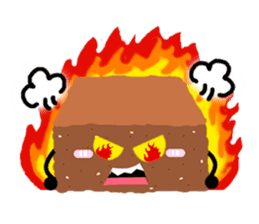 Bellony Brownie sticker #861644