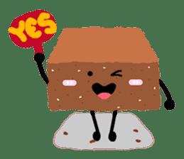 Bellony Brownie sticker #861646