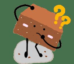 Bellony Brownie sticker #861652