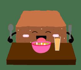 Bellony Brownie sticker #861663