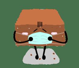 Bellony Brownie sticker #861669