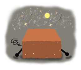 Bellony Brownie sticker #861677