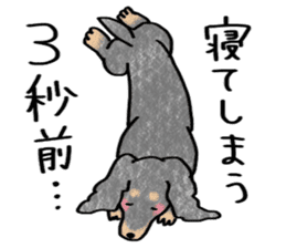A dog and cat sticker #861918