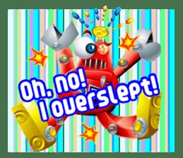 Toy Box Rhapsody [English edition] sticker #862238
