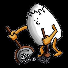 Egg Leg-Check Benedict