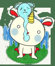 Living loose  Oniusa sticker #862764
