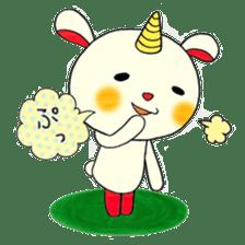 Living loose  Oniusa sticker #862767